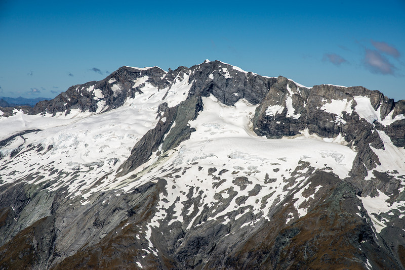 Rob Roy Peak west face