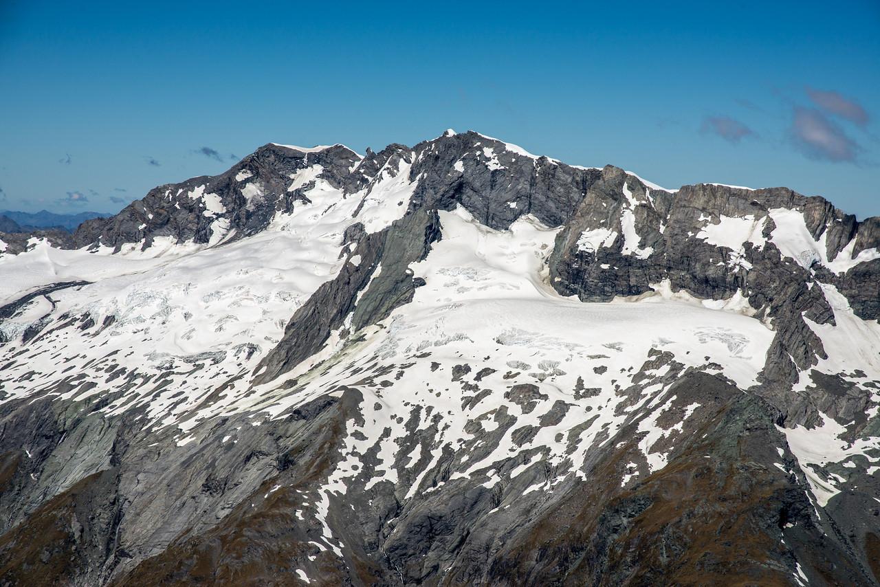 Rob Roy Peak west face