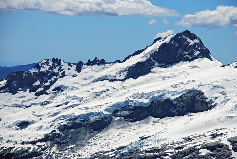 Mount Ionia from Whitbourn Saddle