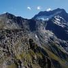 Mt Achilles, Newland Pass and Mt Alba