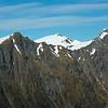 Pt 1690m, Mt Stuart and Mt Cameron from Mt Cross