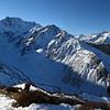 Taiaha Peak and Paradise Valley