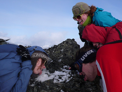 Mt Heim 12-13 November 2011