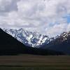 Mt Huxley and the Ahuriri