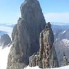 Excellent rock spires