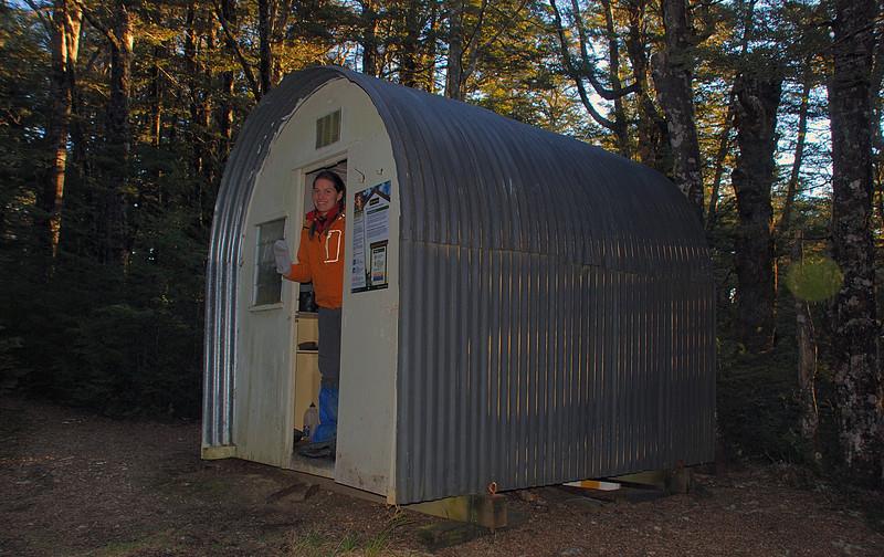 Bob's Camp Biv