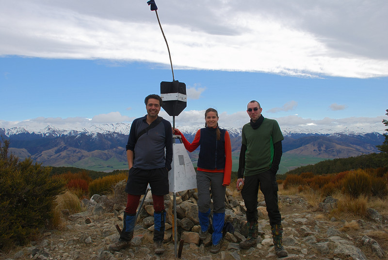 Mt Richardson summit