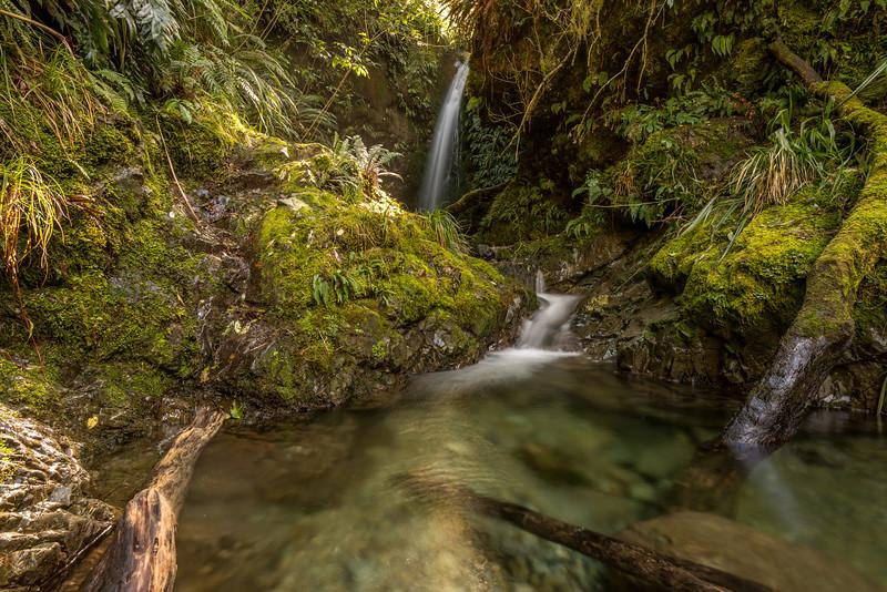 Emily Falls, Peel Forest