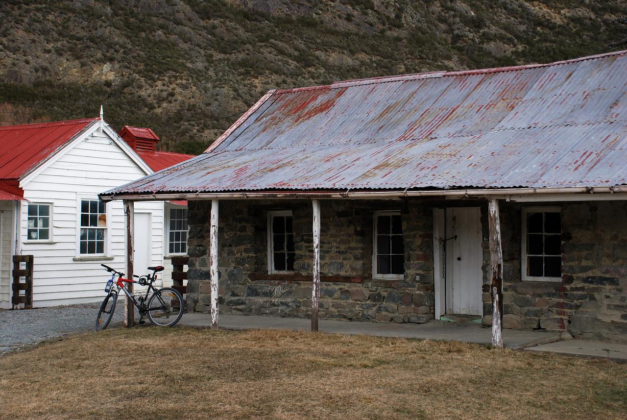 Hakatere Station