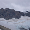 Mt Sealy and the Metellile Glacier