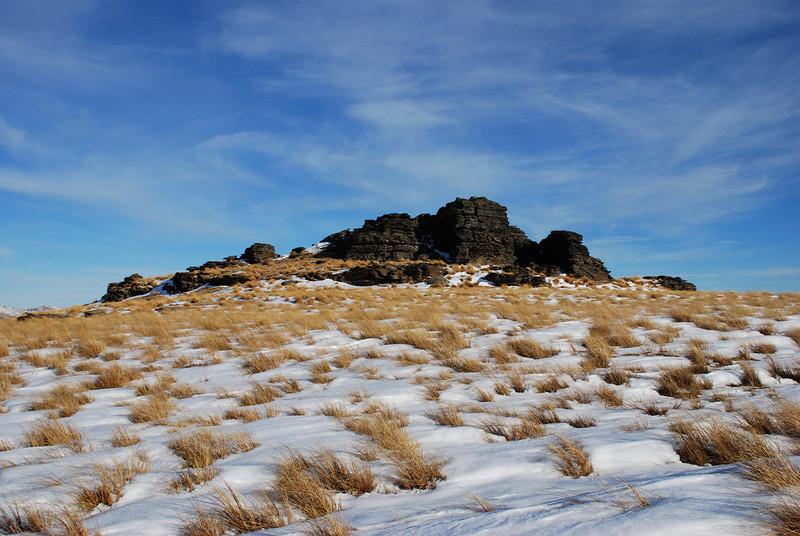 Titan Rocks