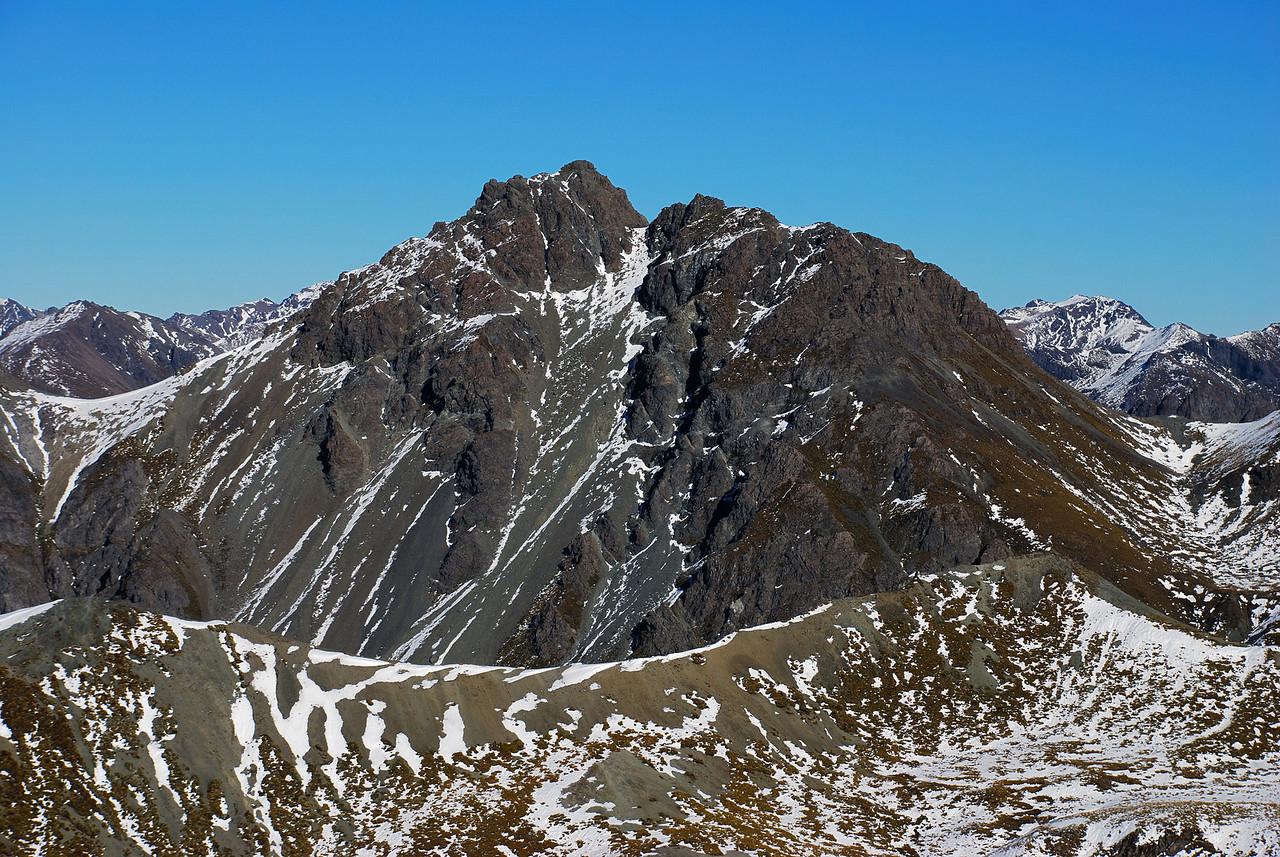 Gladstone Peak, Takitimu Mountains