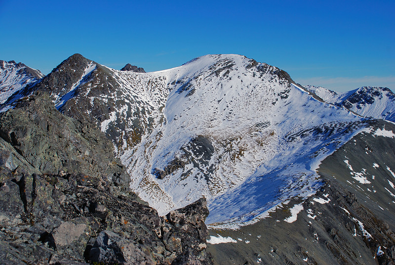 Clare Peak, Takitimu Mountains