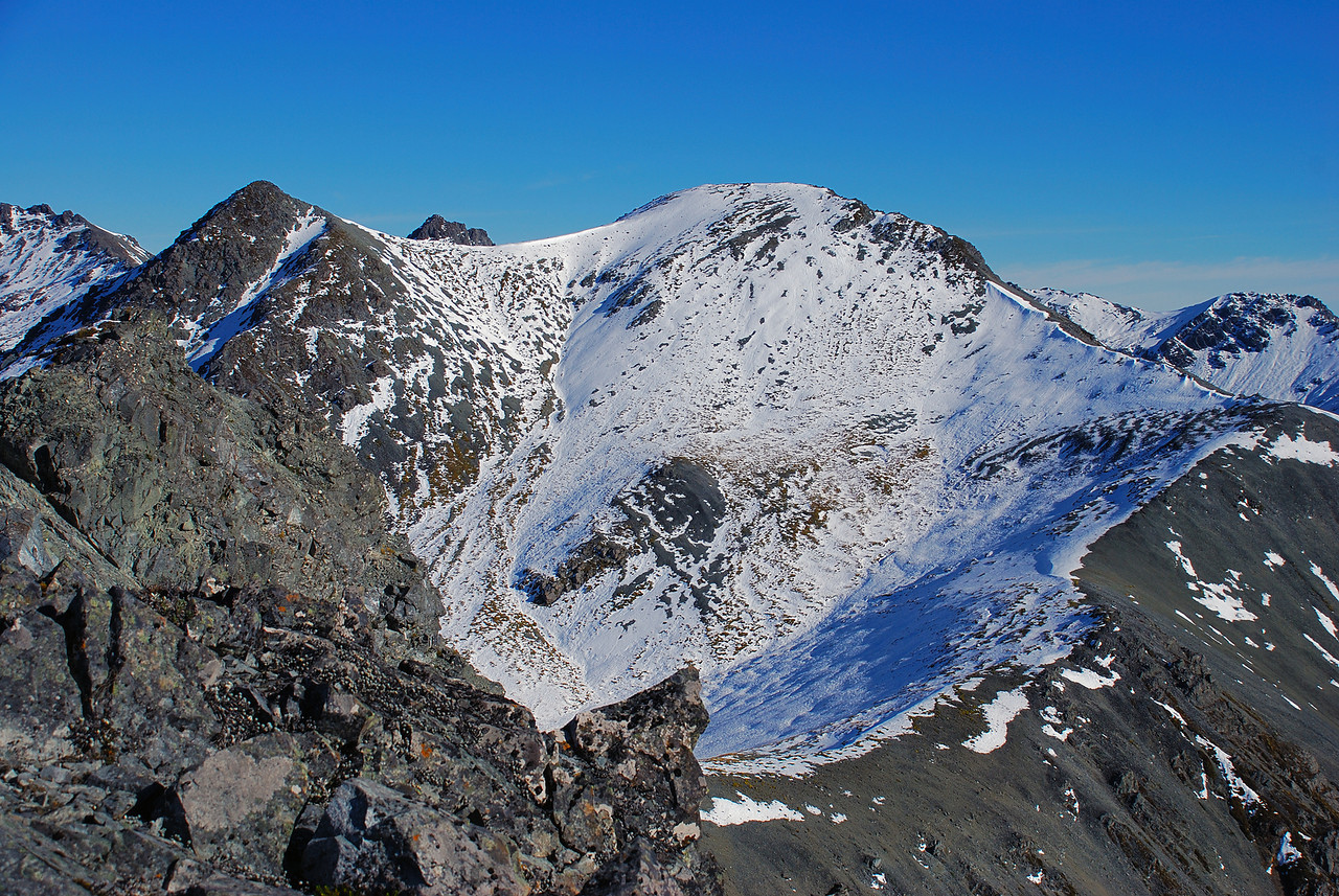 Clare Peak, Takitimu Mountains