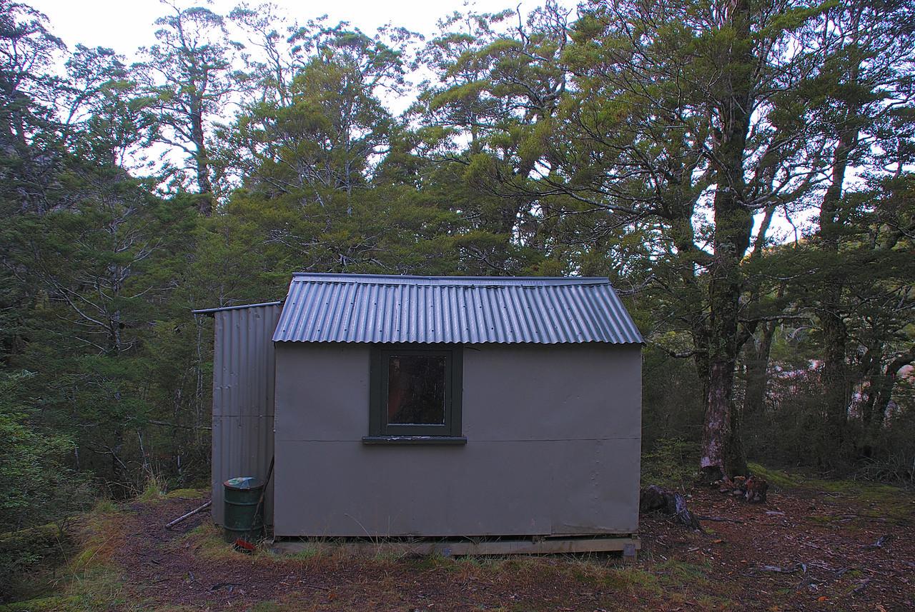 Aparima Forks Hut