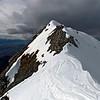 Peak 1424m east of Clare Peak