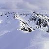 Gladstone Peak and Brown Peak from Clare Peak