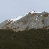 Bog Burn Saddle and Peak 1221 from the Bog Burn Track