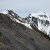 Clare Peak from peak 1221