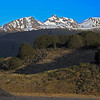 Gladstone Peak from near Beckets Hut