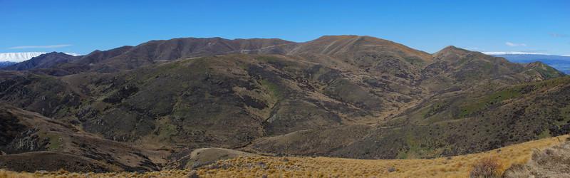 The range between Lindis Peak and Trig A3L8