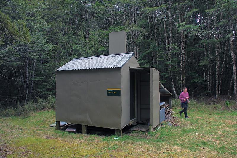 Mansion Hut, Irthing Stream