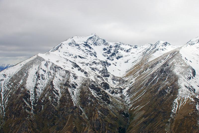 Hummock Peak from Smooth Peak.