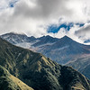 Major Peak from Lake Luna