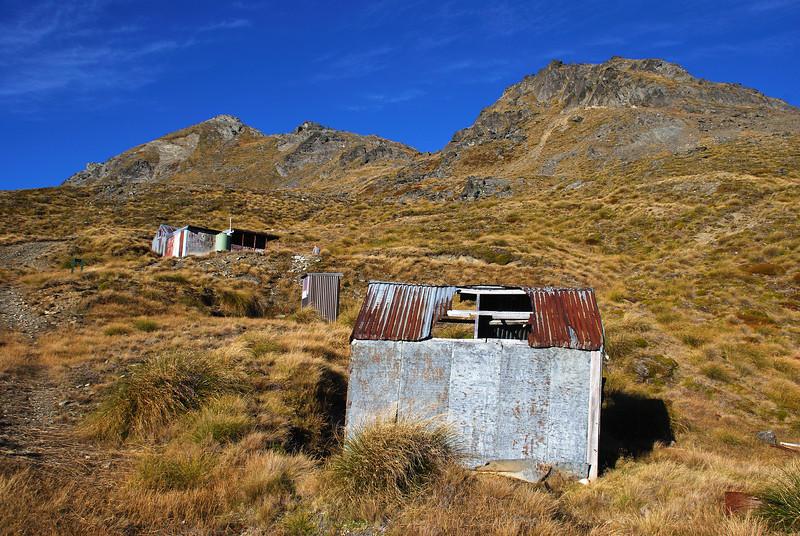 McIntosh Huts