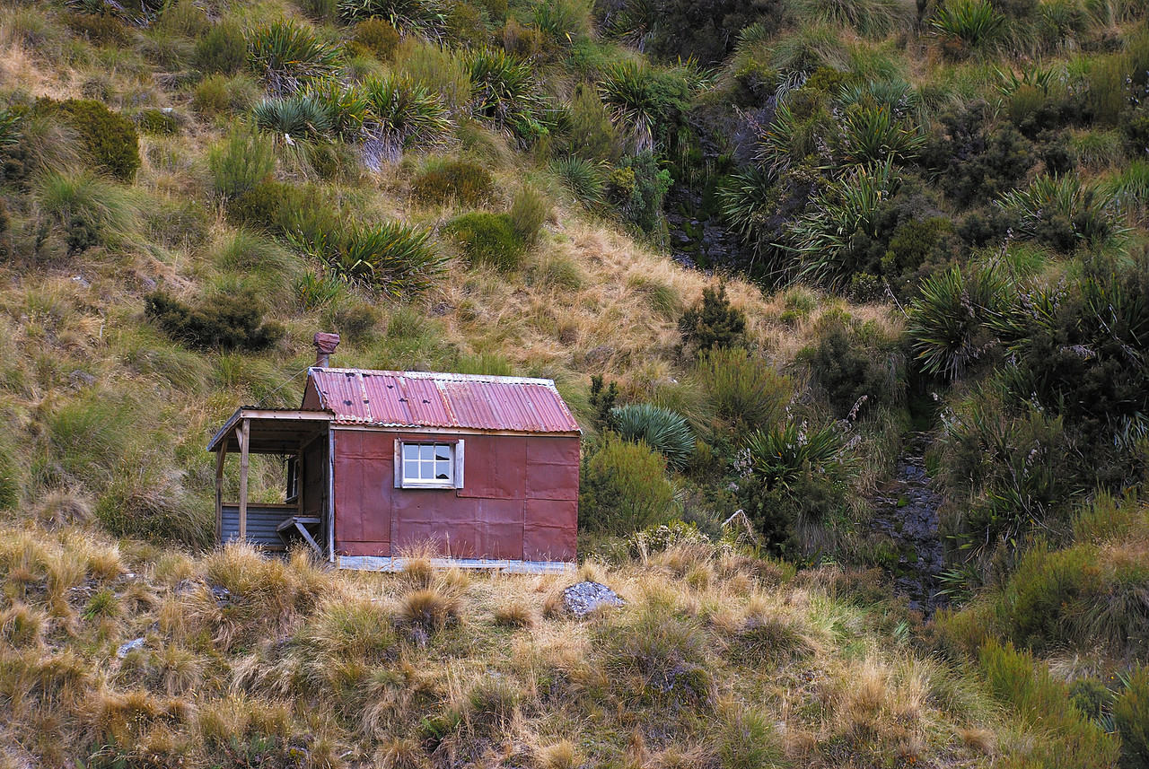 The Boozer Hut, Bonnie Jean Creek