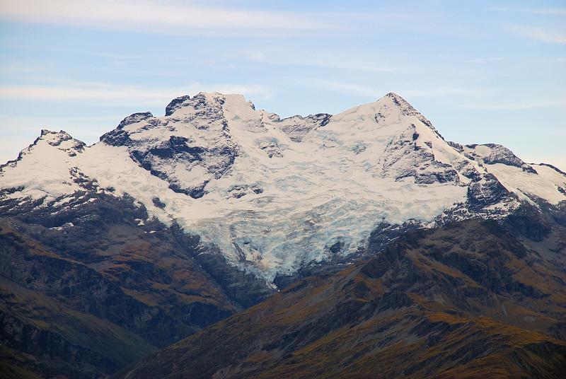 Mount Earnslaw from Black Peak