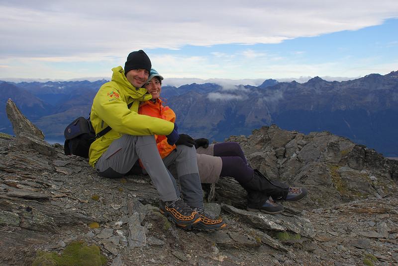 On Black Peak