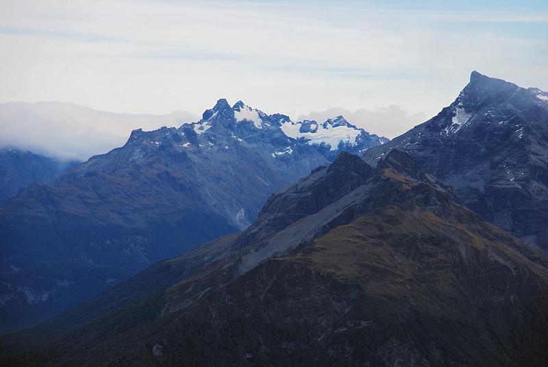 The Cosmos Peaks from Black Peak