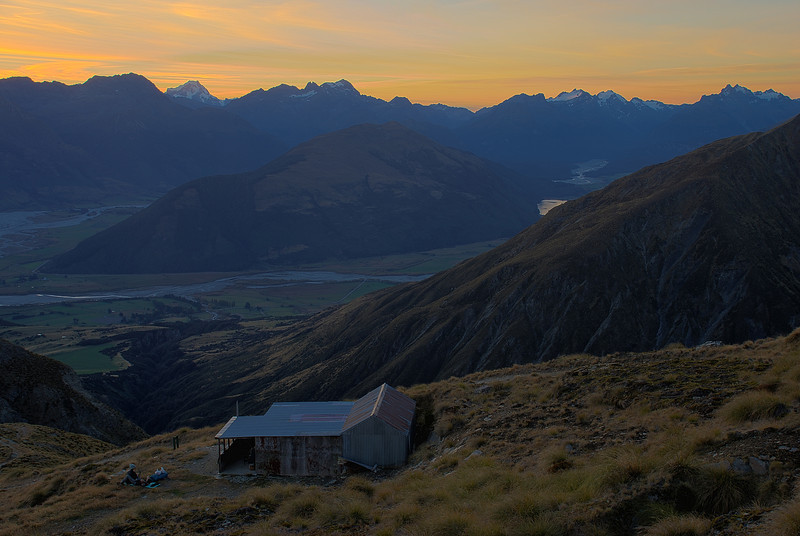 McIntosh Hut (HDR)