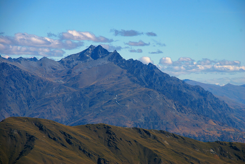 The Remarkables from Advance Peak
