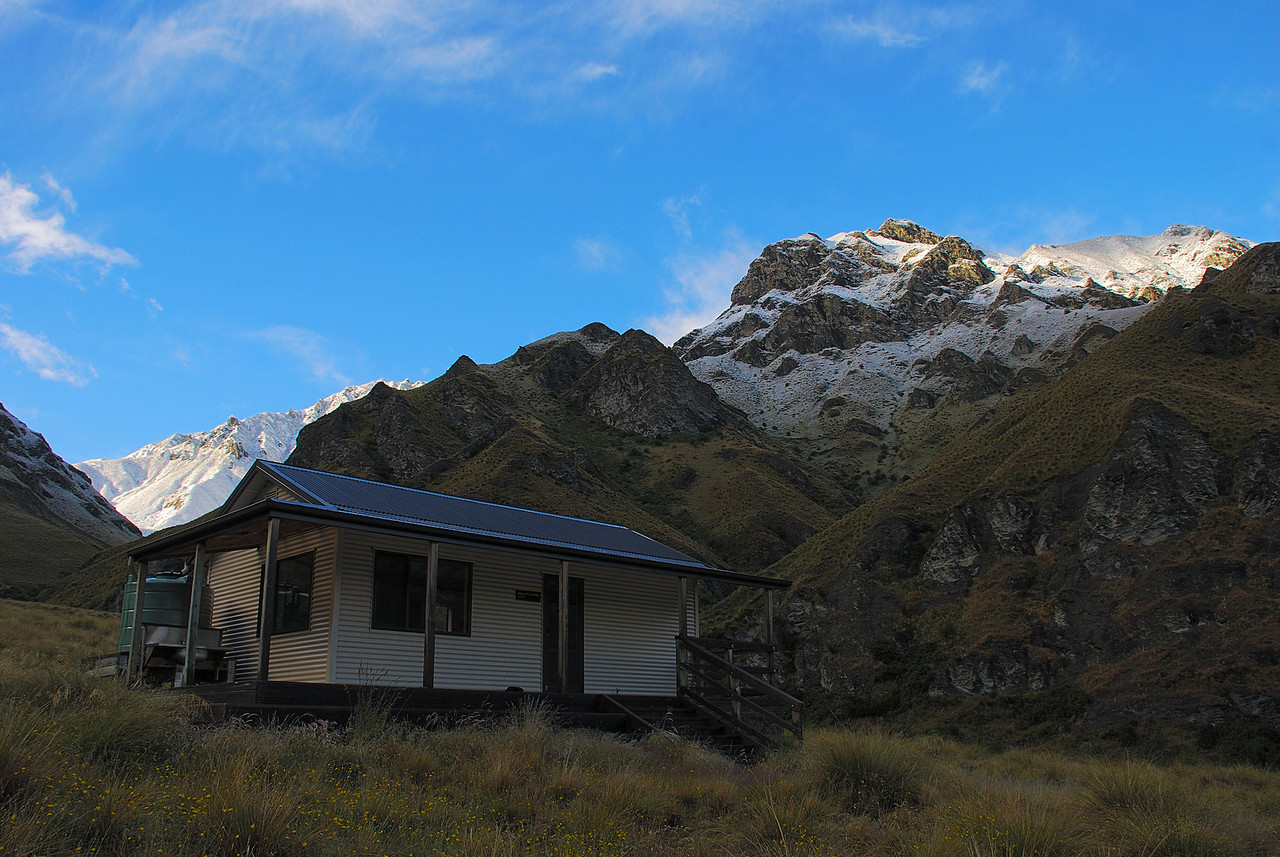 Highland Creek Hut