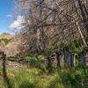 Johnston's Otago Hotel ruins, Skippers Township