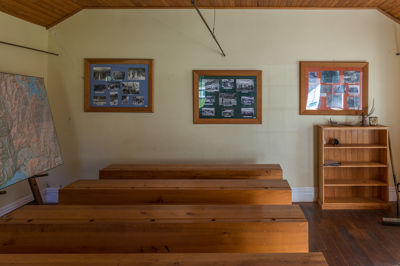 Skippers Point School - the classroom