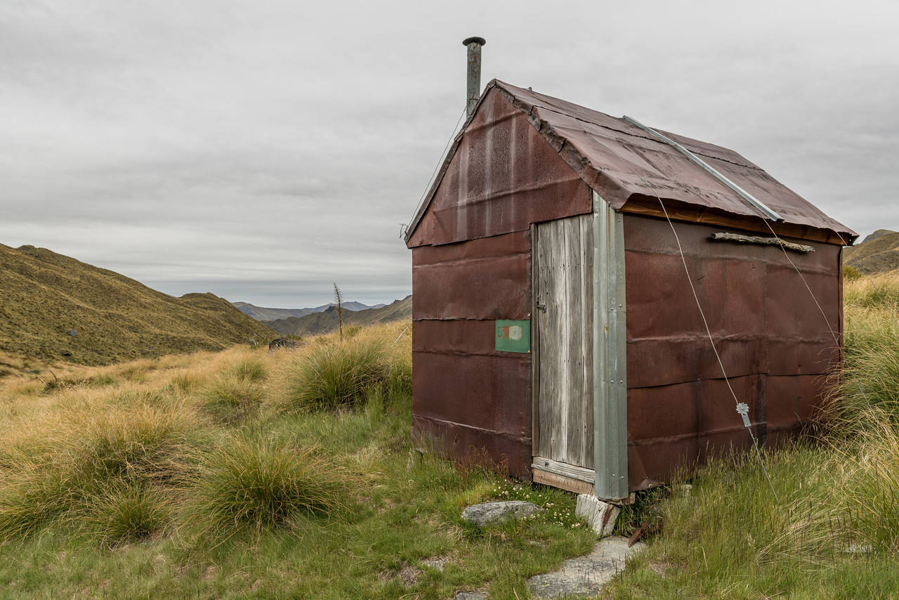 Archie's Hut by Copper Creek in Aurum Basin