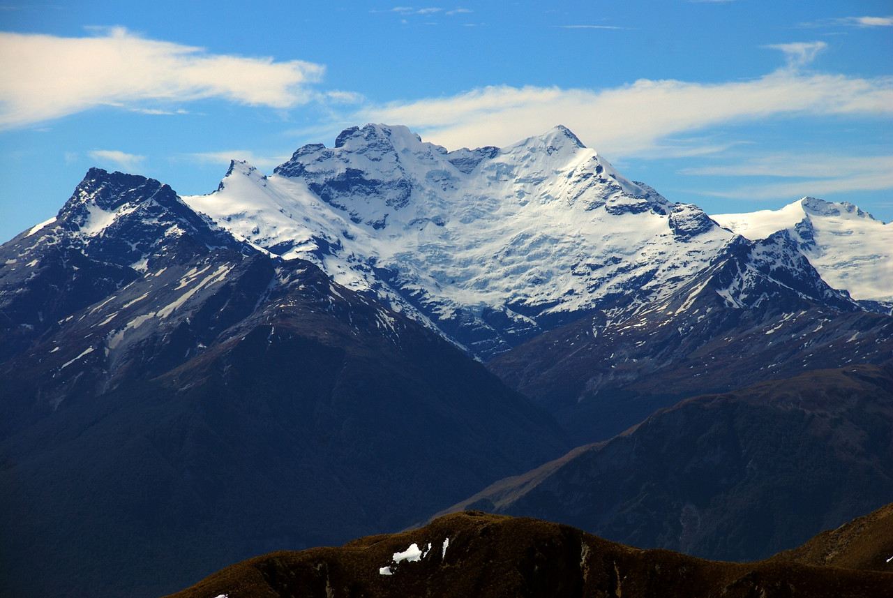 Sir William Peak, 20 - 21 February 2010 - Southern Alps Photography
