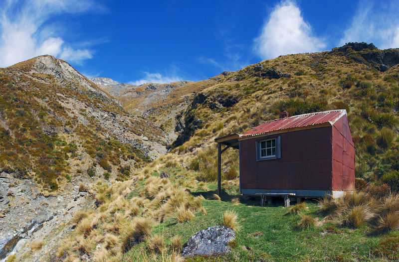 The Boozer Hut (Bonnie Jean Creek)