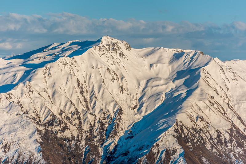 End Peak from Mount Alpha