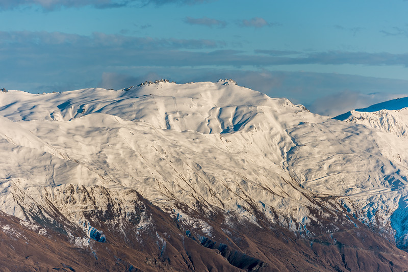 Treble Cone from Mount Alpha