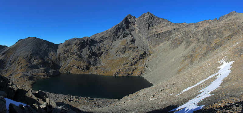 Lake Alta, Single Cone and Double Cone