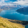 Lake Wakatipu from Walter Peak