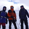 Heidi, Claire and Nina, Danilo further back