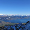 Lake Hawea from Grandview Mountain