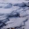 Frozen stream...