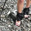 Inka's river crossing gear