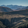 Arrowsmith Range from Rhyolite Track
